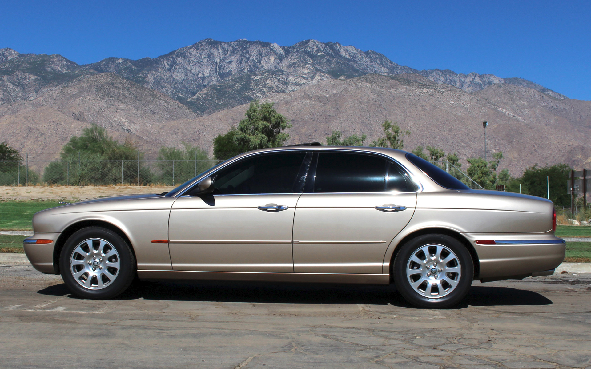Used Jaguars For Sale >> 2004 Jaguar XJ8 XJ8 Stock # JO230 for sale near Palm Springs, CA | CA Jaguar Dealer