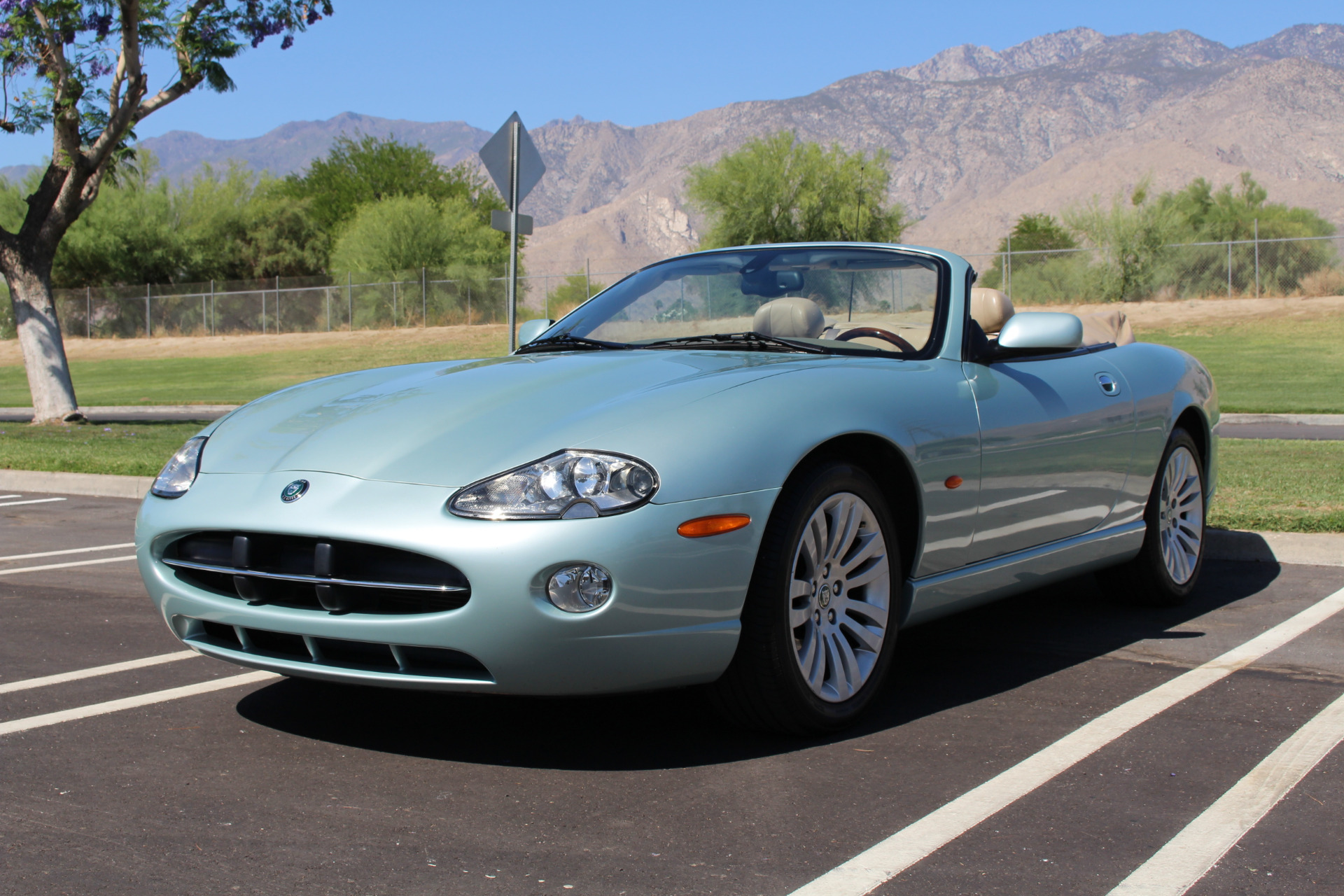2006 Jaguar XK-Series XK8 Stock # JO253 for sale near Palm Springs, CA | CA Jaguar Dealer