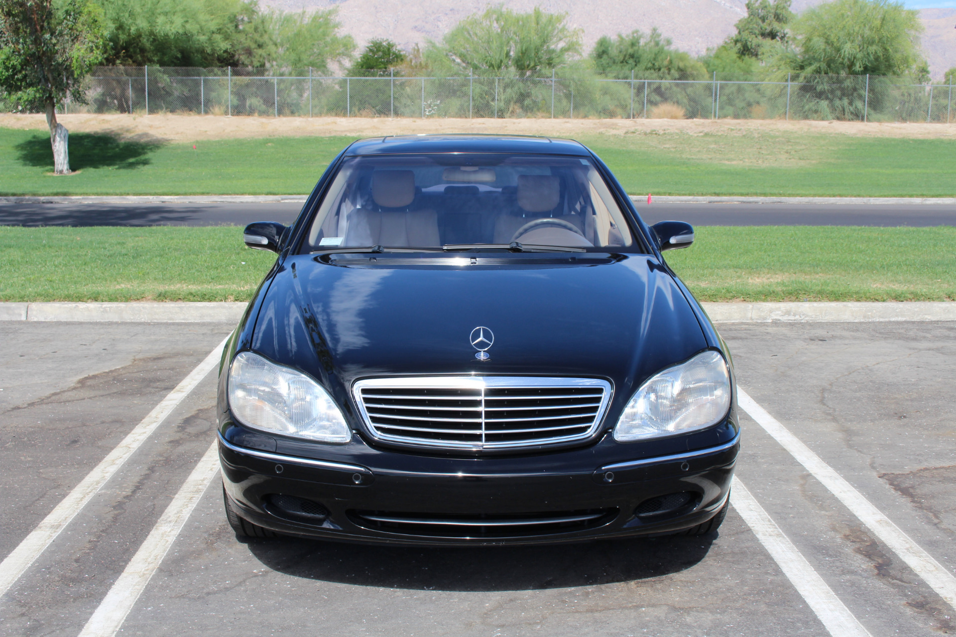 2001 Mercedes Benz S Class S 500 Stock M822 For Sale