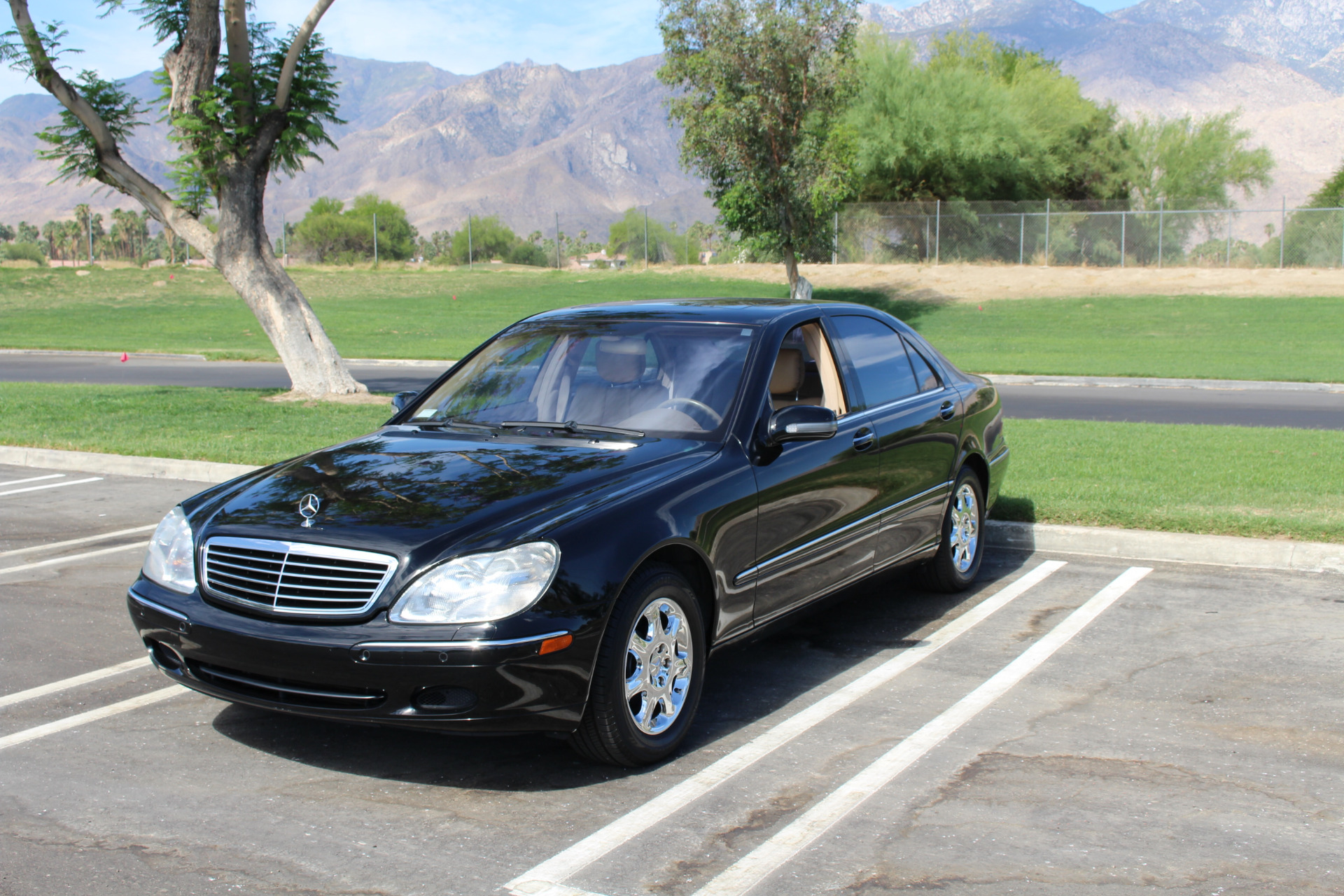 2001 Mercedes-Benz S-Class S 500 Stock # M822 for sale ...