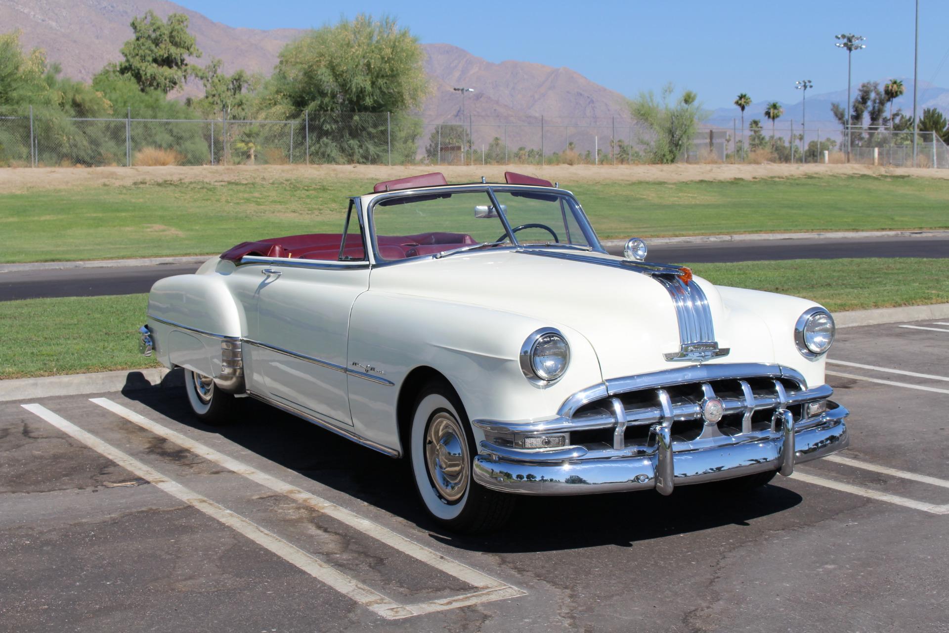 1950 Pontiac Silver Streak Stock Pn30 For Sale Near Palm Springs Ca Ca Pontiac Dealer