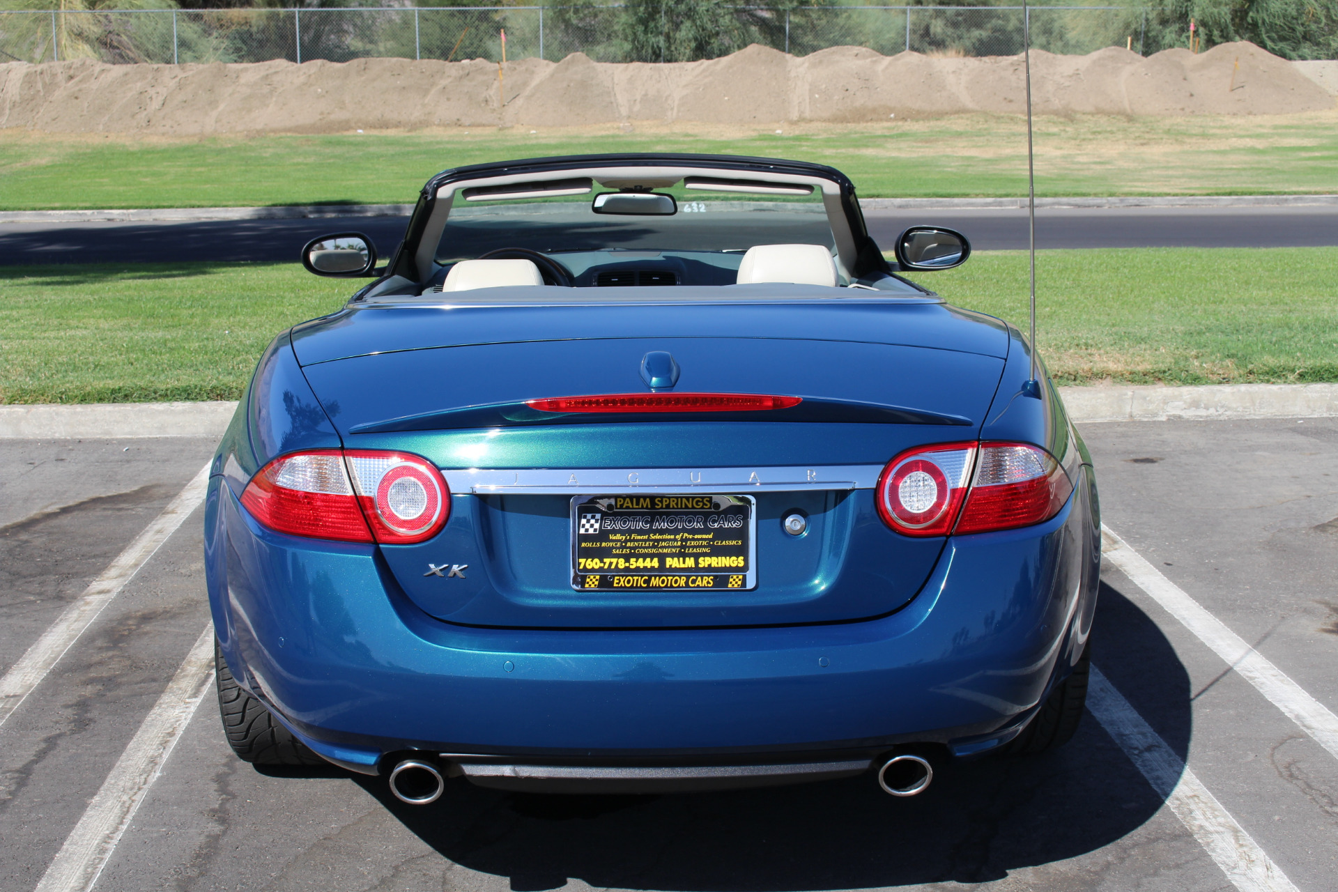 2007 Jaguar XK Series XK Stock JO254 for sale near Palm Springs