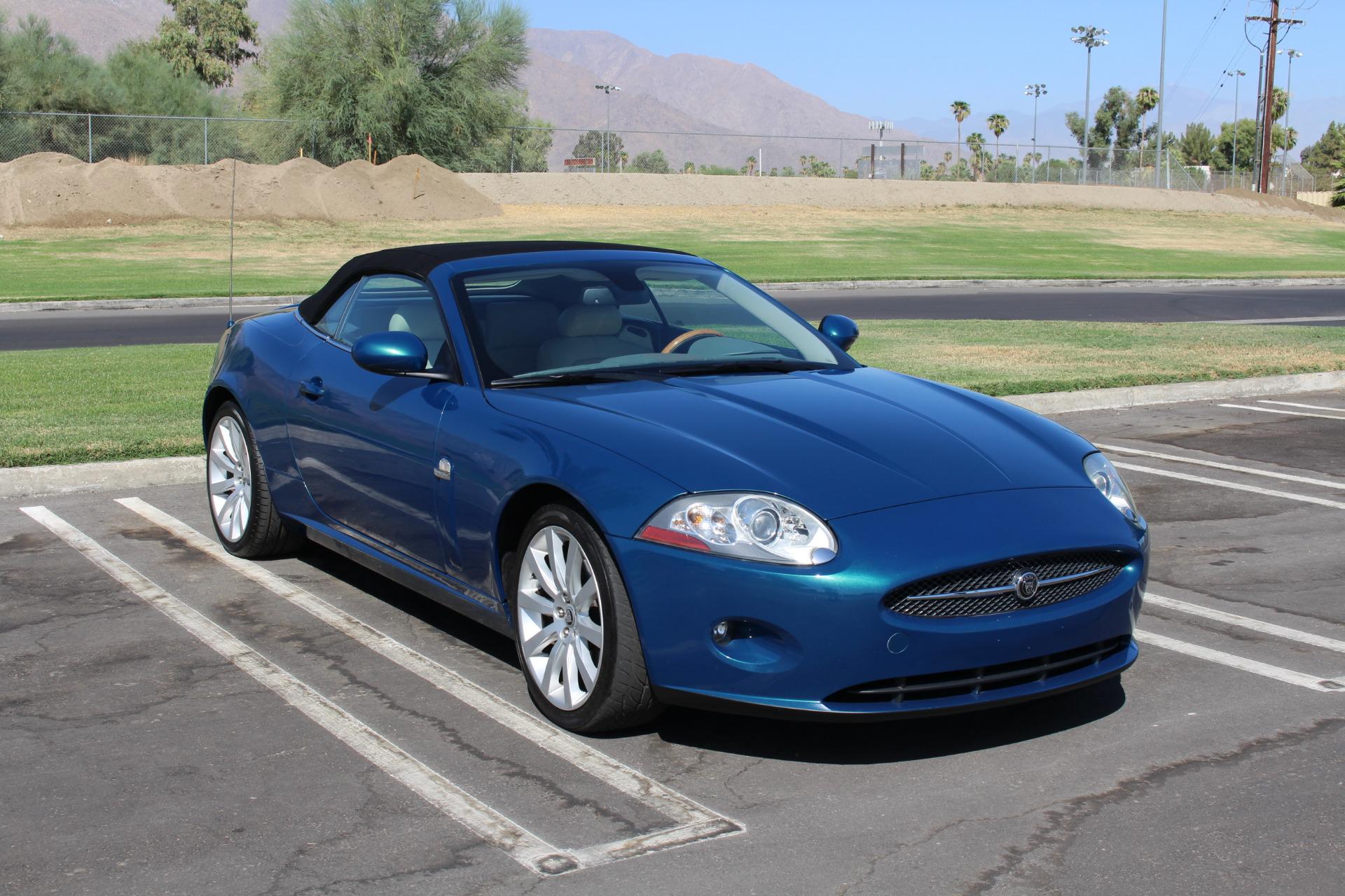 2007 Jaguar XK-Series XK Stock # JO254 for sale near Palm ...