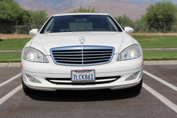 Used 2007 Mercedes-Benz S-Class S 550 | Palm Springs, CA