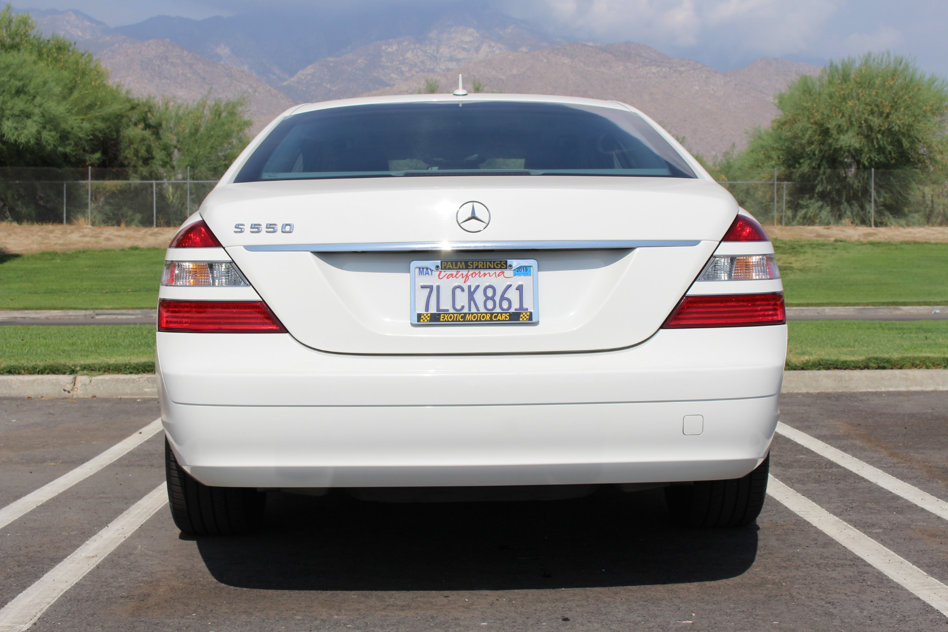 2007 Mercedes Benz S Class S 550 Stock M903 for sale near Palm