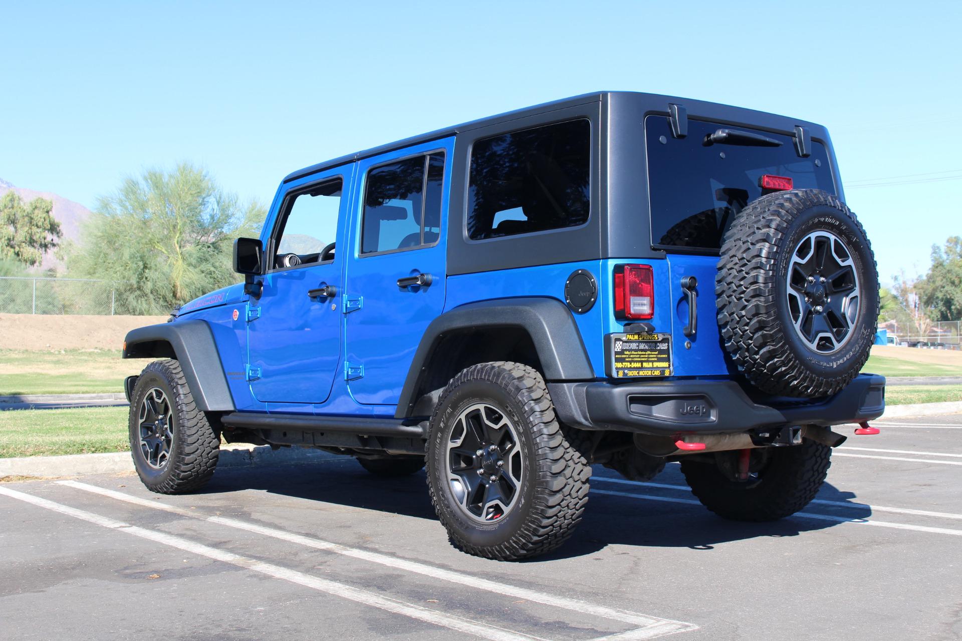 2015 jeep wrangler unlimited rubicon hard rock window sticker