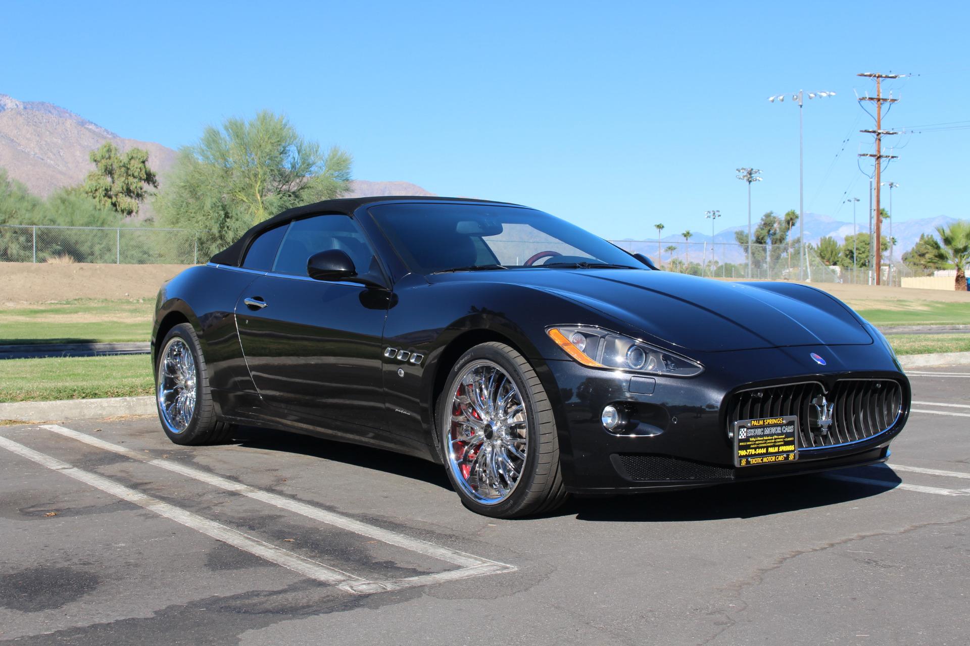 2011 Maserati GranTurismo Stock # MA23 for sale near Palm ...