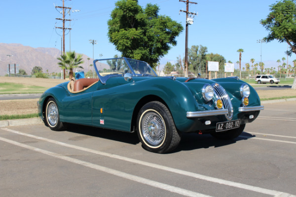 Used-1952-Jaguar-XK1-Replicar