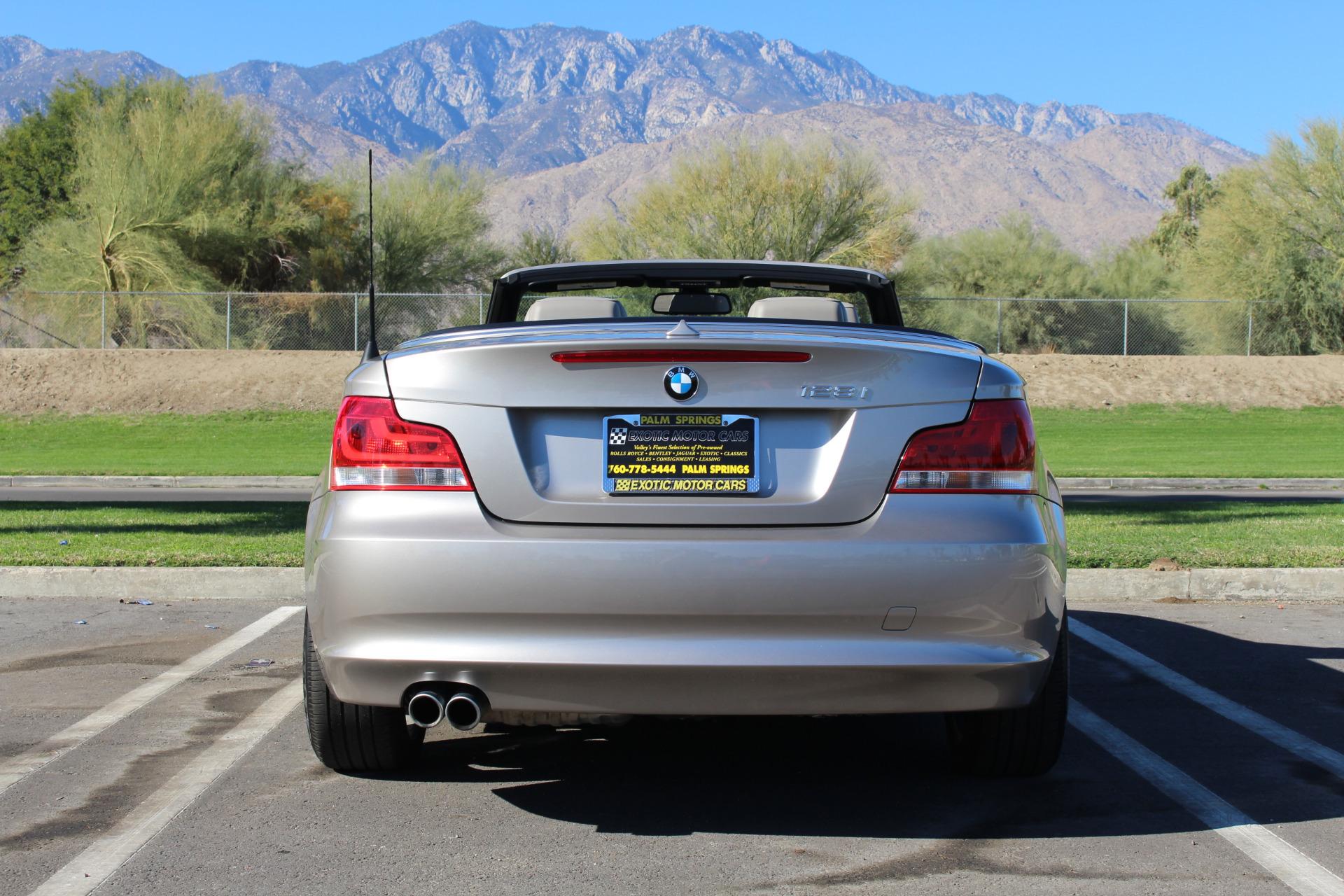 Bmw Palm Springs >> 2012 Bmw 1 Series 128i Stock Bm159 For Sale Near Palm Springs Ca