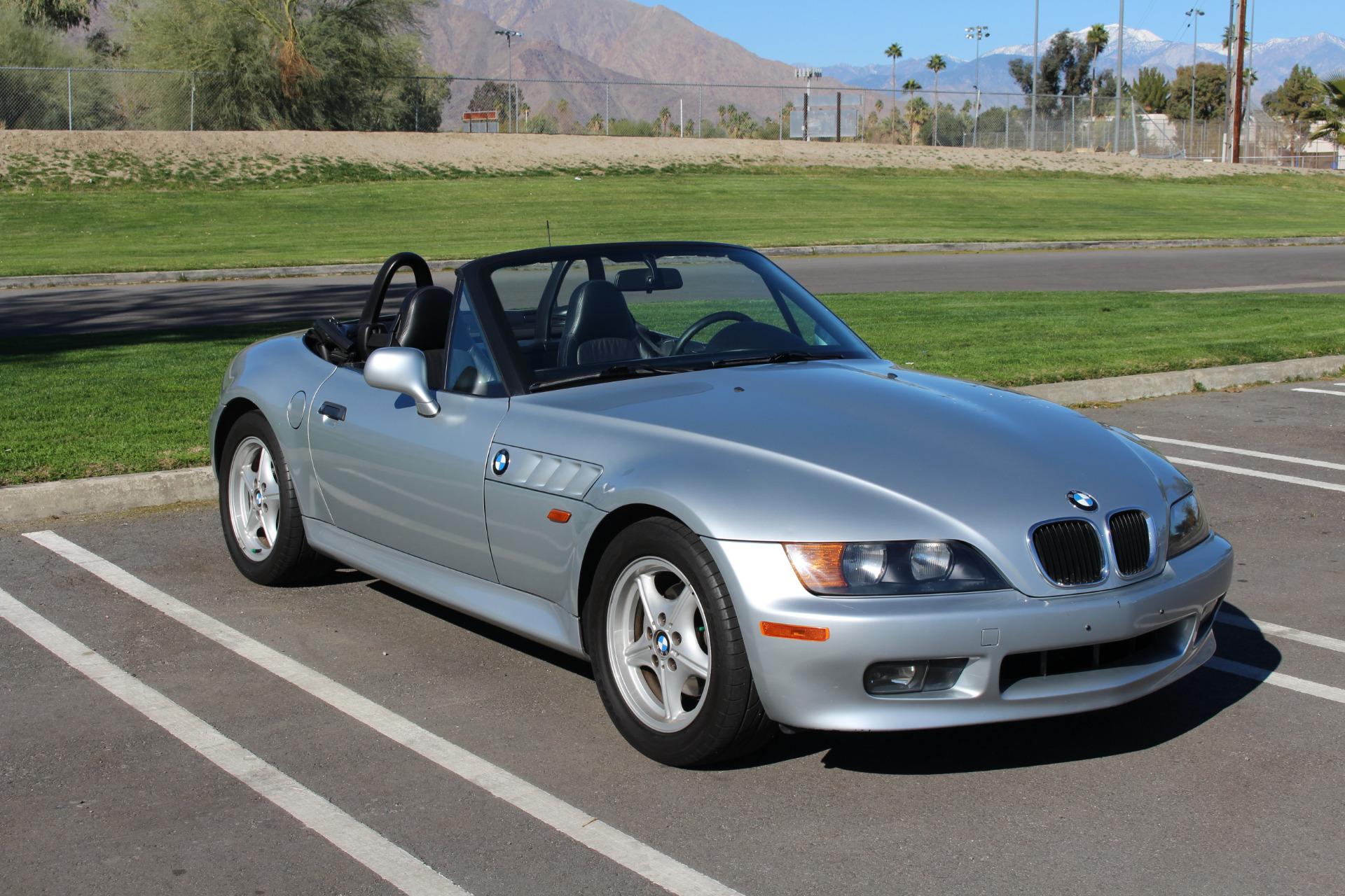 1997 Bmw Z3 1 9 Stock Bm158 For Sale Near Palm Springs Ca Ca Bmw Dealer