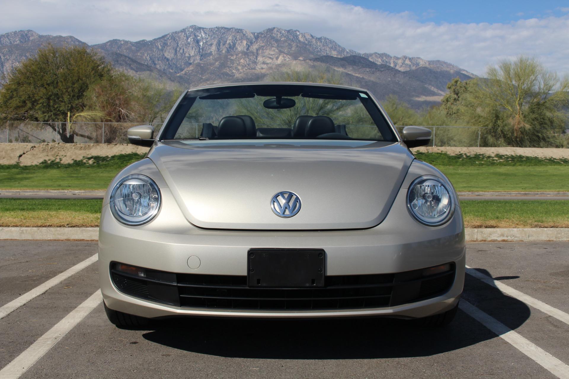 2013 Volkswagen Beetle 2 5l Pzev Stock Vw42 For Sale
