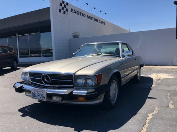 Used-1989-Mercedes-Benz-560-Class-560-SL