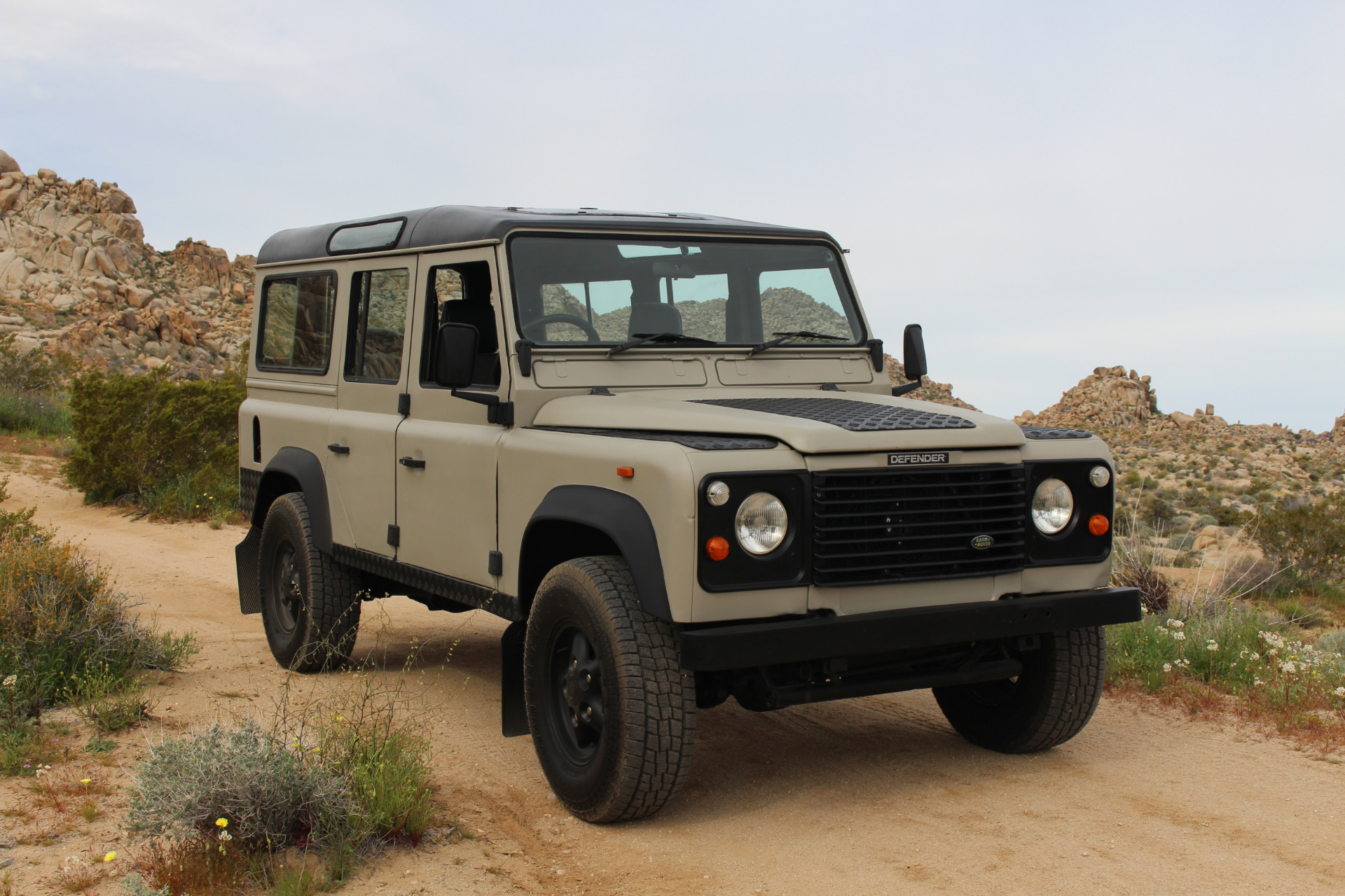 Used-1992-Land-Rover-110-Defender