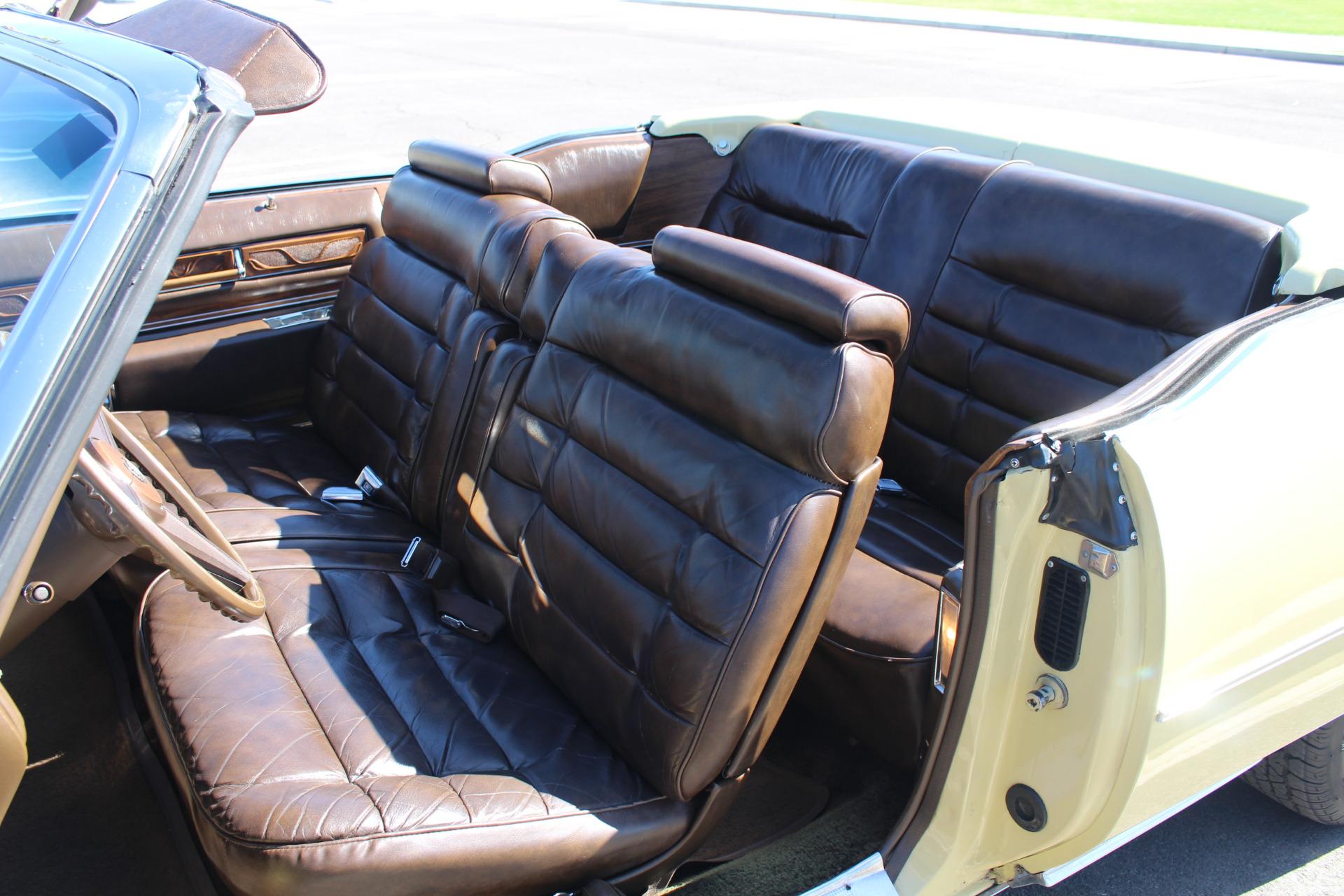 1975 Cadillac Eldorado Stock # CA434 for sale near Palm ...