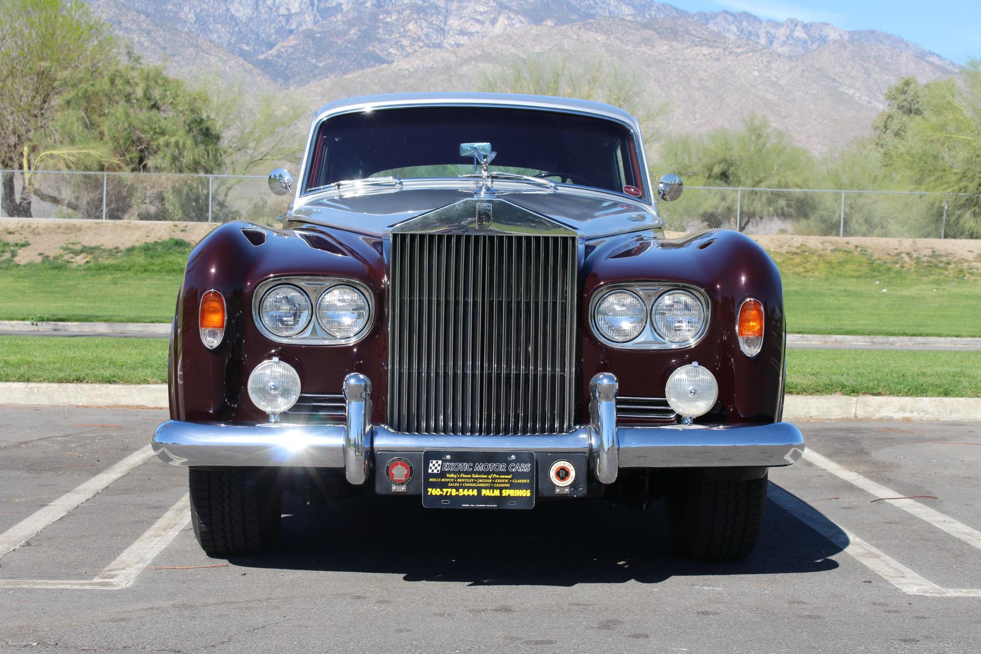 Buy used 1985 Rolls-Royce Silver Spirit All Original One ... |Rolls Royce Dealerships California