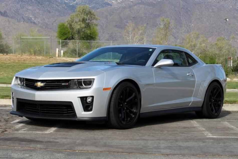 2014 Chevrolet Camaro Zl1 Zl1 Stock Ch253 For Sale Near