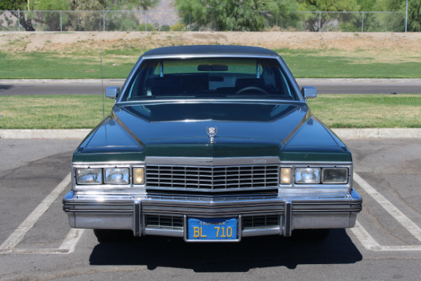 Used-1977-Cadillac-Fleetwood-Limo