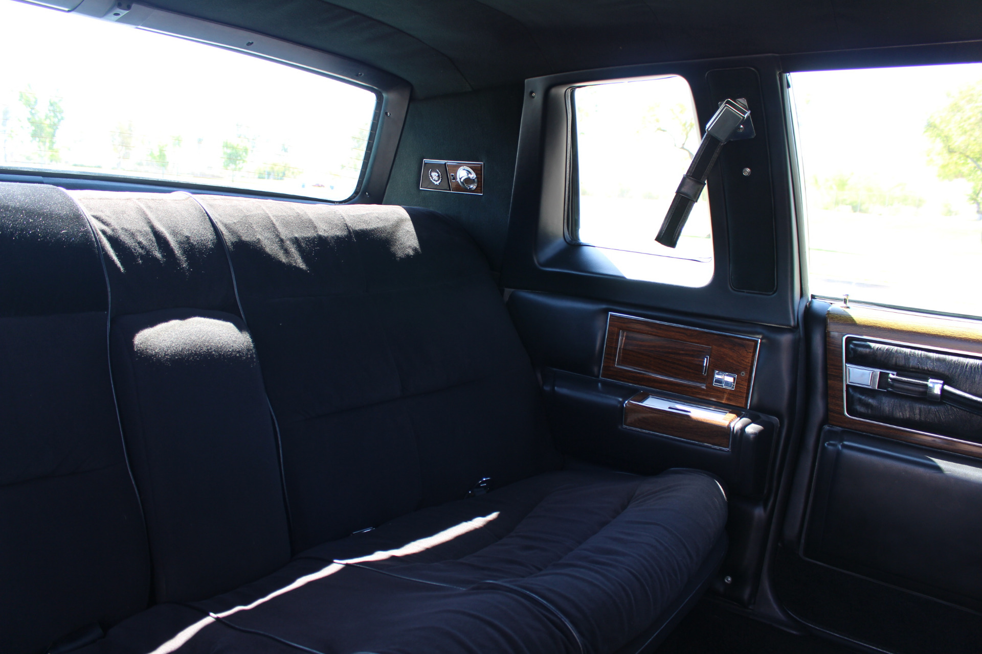 1977 Cadillac Fleetwood Limo Stock # CA436 for sale near