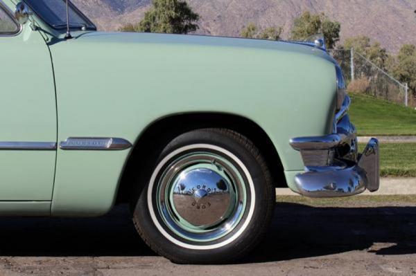 1950 ford custom sedan stock f334 for sale near palm for Exotic motor cars palm springs