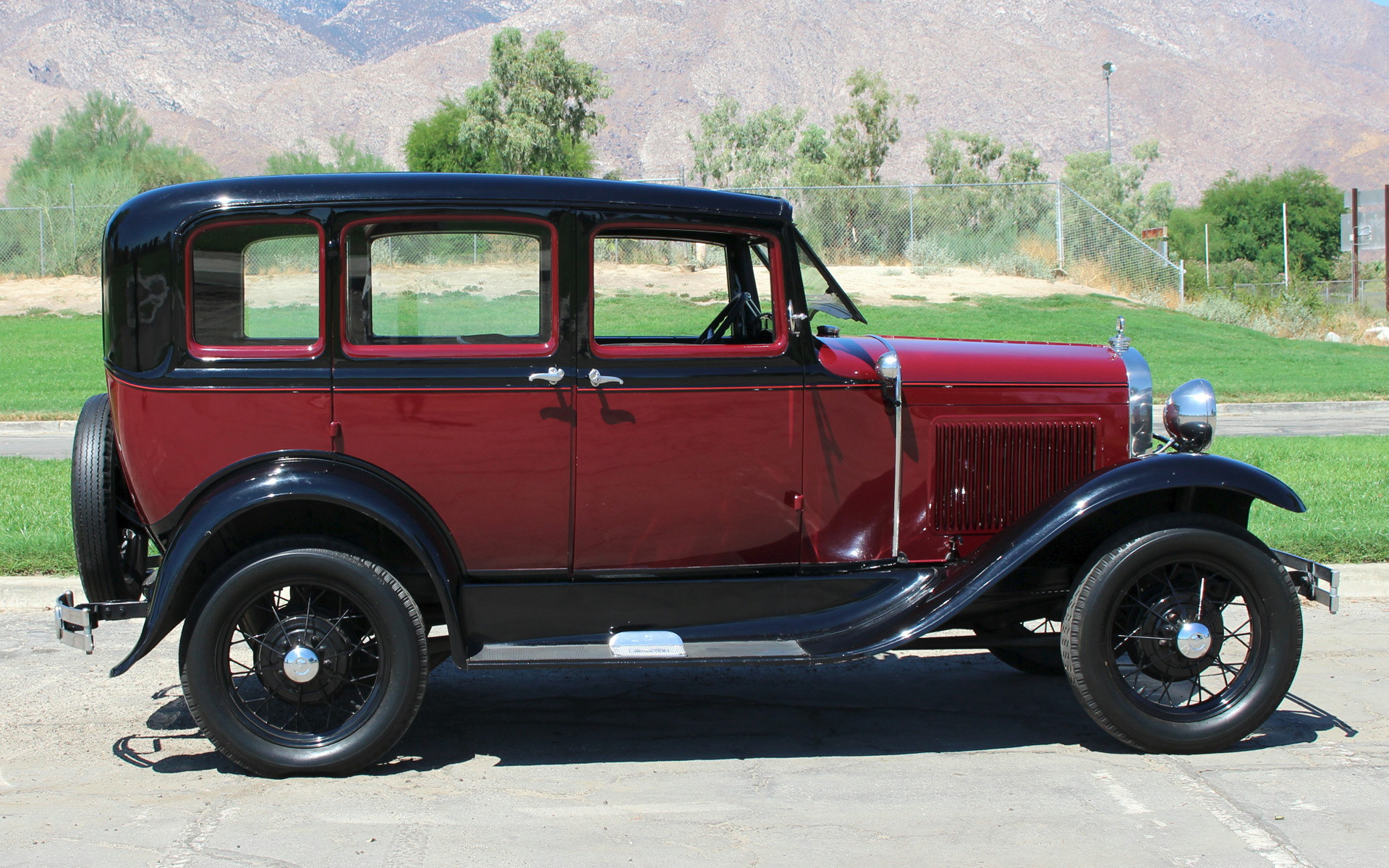 1931 ford model a fordor stock f333 for sale near palm for Exotic motor cars palm springs ca
