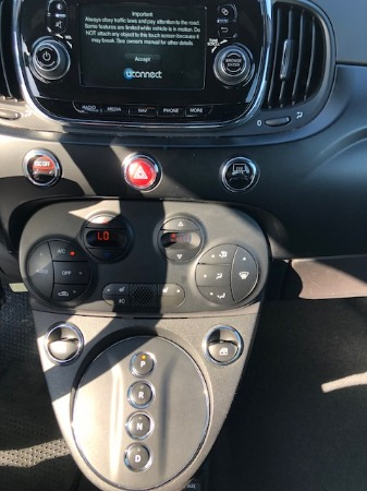 Used 2016 FIAT 500e  | Palm Springs, CA