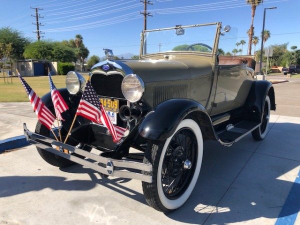 Used 1928 FORD A  | Palm Springs, CA