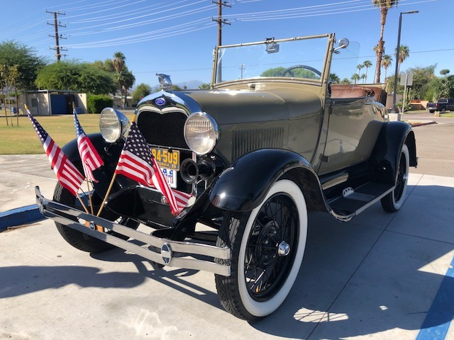 Used-1928-FORD-A