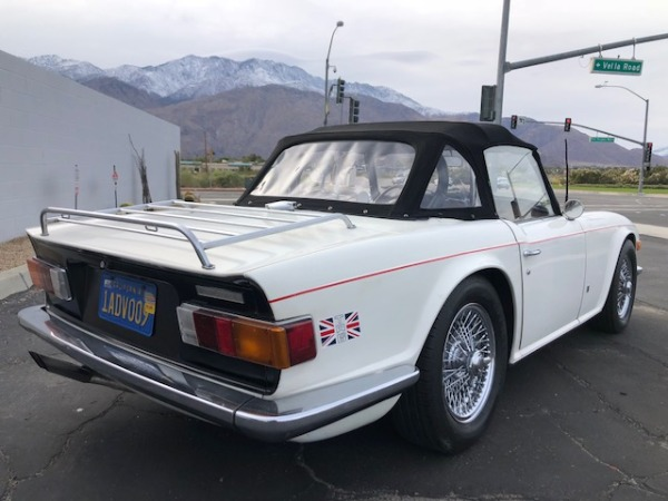 Used 1973 TRIUMPH TR6  | Palm Springs, CA
