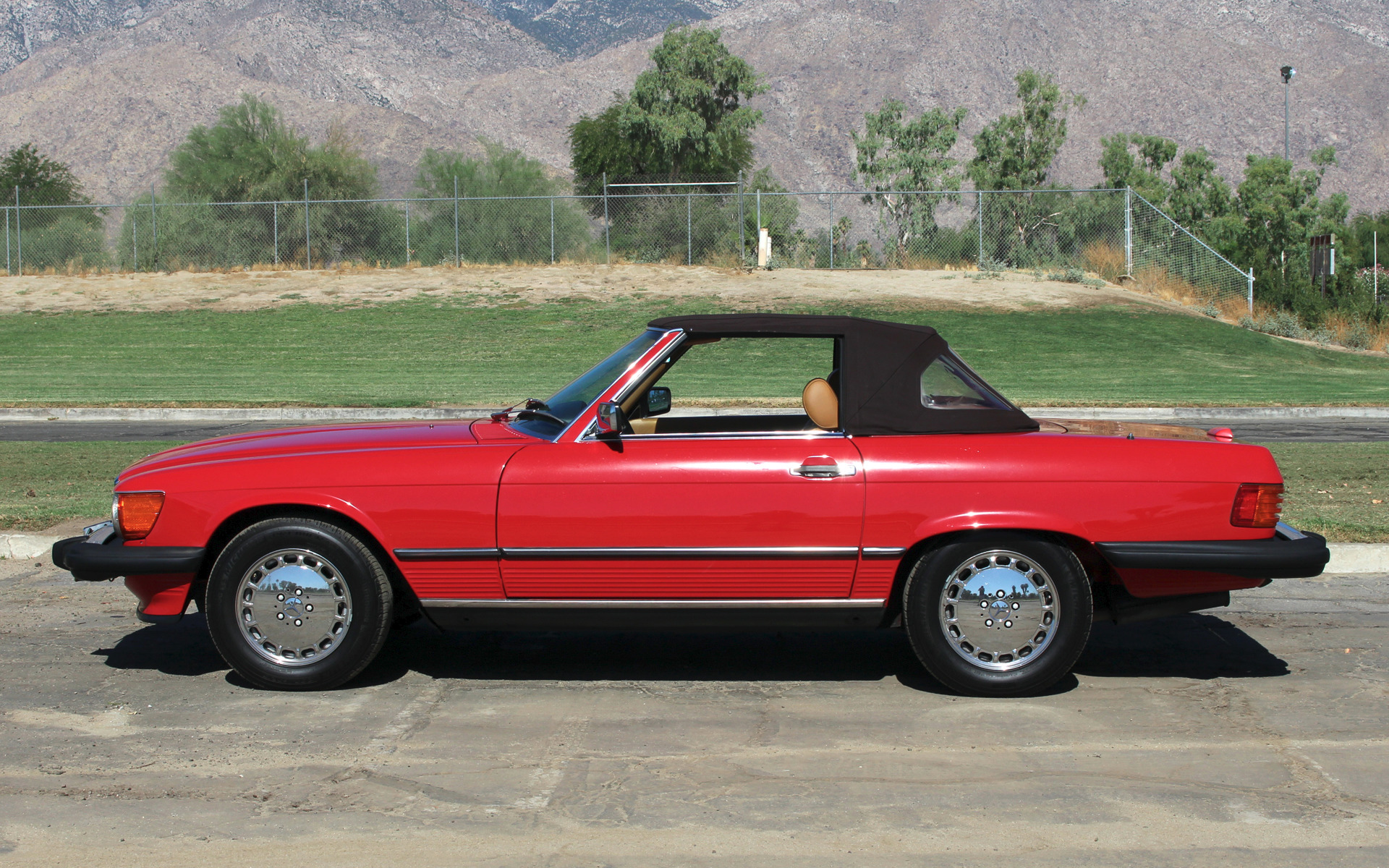 1989 mercedes benz 560 sl roadster stock m888 for sale. Black Bedroom Furniture Sets. Home Design Ideas