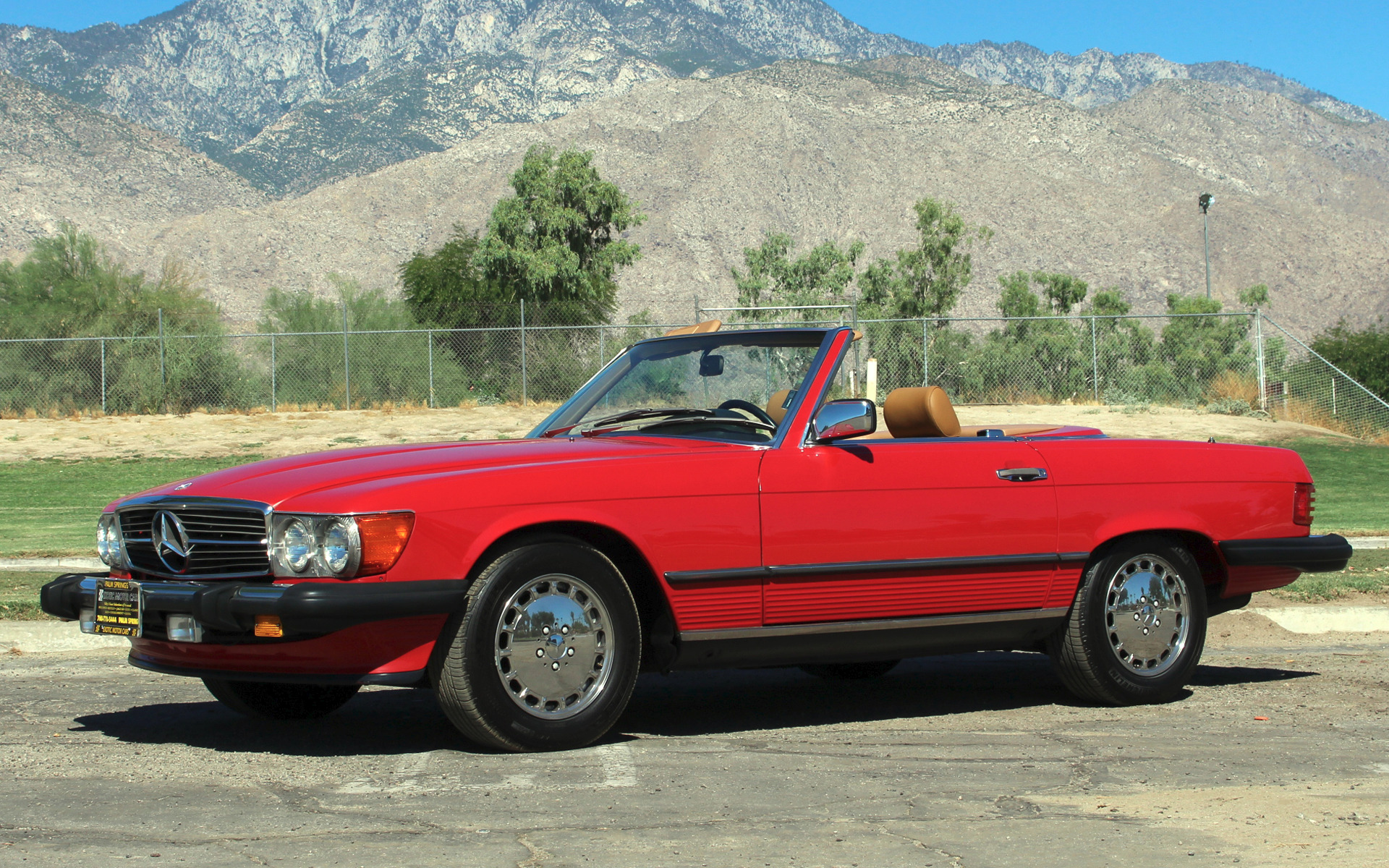 1989 mercedes benz 560 sl roadster stock m888 for sale for Mercedes benz 1989 for sale