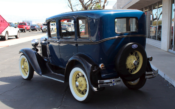 Used-1930-Ford-Model-A-Fordor