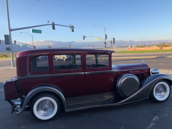 Used 1930 Packard Six Window Resto-Mod  | Palm Springs, CA