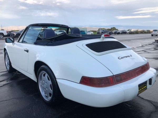 Used 1991 Porsche 911 Carrera 2 FIVE SPEED | Palm Springs, CA