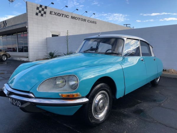 New 1971 CITROEN DS Super 5 | Palm Springs, CA