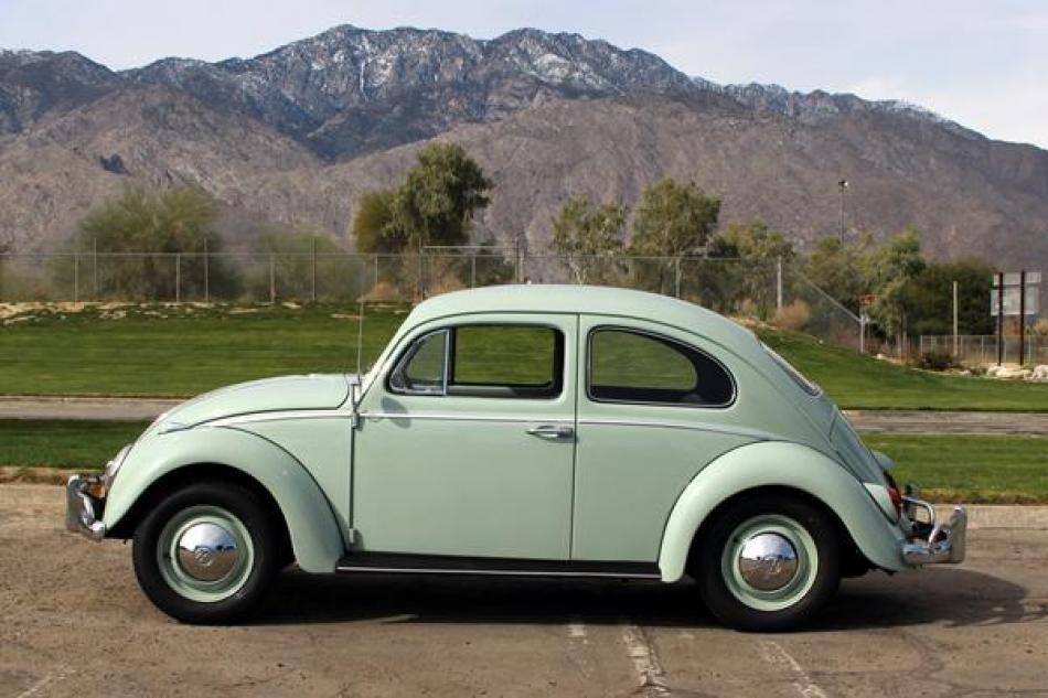 1962 volkswagen beetle stock vw36 for sale near palm springs ca ca volkswagen dealer. Black Bedroom Furniture Sets. Home Design Ideas