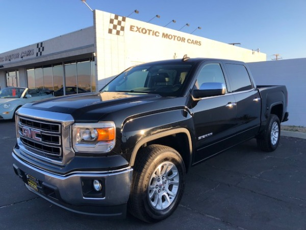 Used 2015 GMC Sierra 1500 SLE | Palm Springs, CA