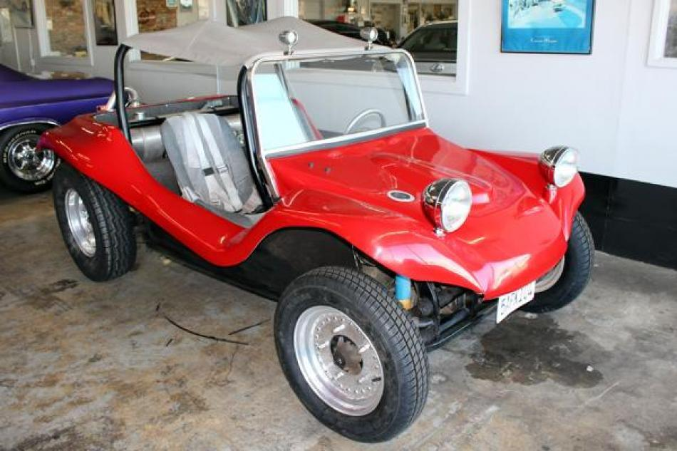 1959 Volkswagen Dune Buggy Stock # DB12 for sale near Palm Springs, CA | CA Volkswagen Dealer
