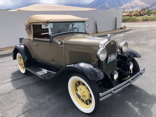 Used-1931-Ford-Model-A