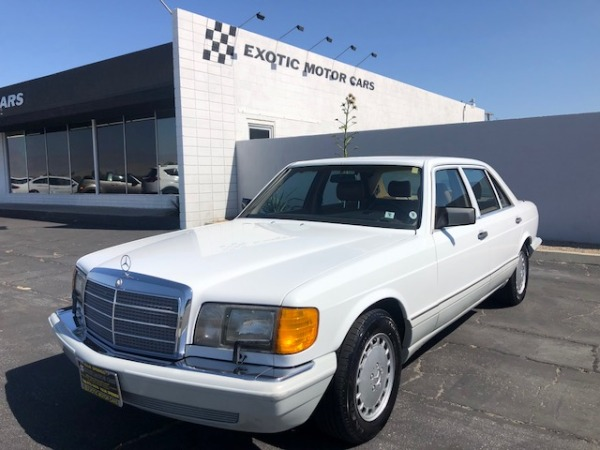 Used-1991-Mercedes-Benz-420-Class-420-SEL