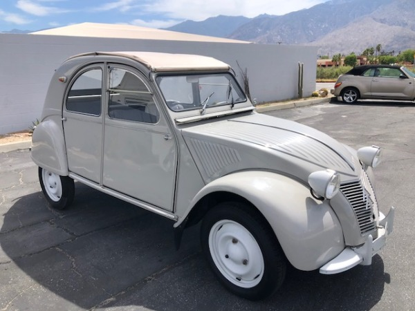 Used 1959 CITROEN 2CV  | Palm Springs, CA