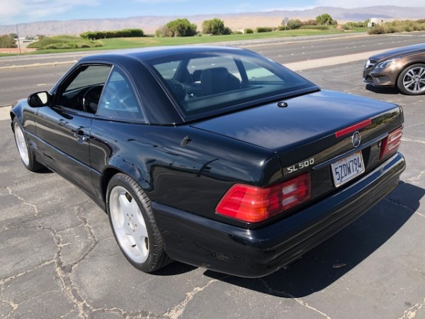Used 2000 Mercedes-Benz SL-Class SL 500 | Palm Springs, CA