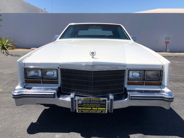 1981 cadillac eldorado biarritz stock ca443 for sale near palm springs ca ca cadillac dealer 1981 cadillac eldorado biarritz stock