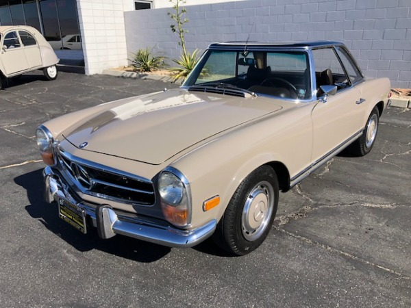 Used-1970-Mercedes-Benz-280-SL-Roadster