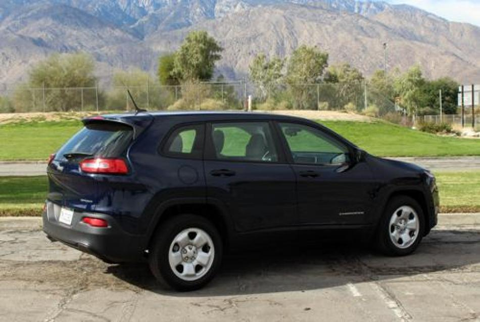 2015 Jeep Cherokee Sport Stock Je43 For Sale Near Palm Springs Ca Ca Jeep Dealer