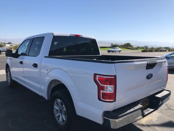 Used 2018 Ford F-150 XLT | Palm Springs, CA