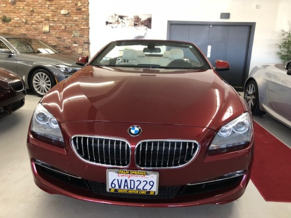 Used 2012 BMW 6 Series 640i | Palm Springs, CA