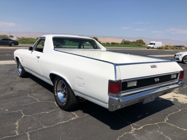 Used 1970 CHEVROLET EL CAMINO SS | Palm Springs, CA