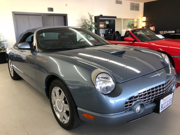 Used-2005-Ford-Thunderbird-Deluxe
