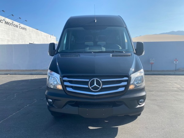 Used 2016 Mercedes-Benz Sprinter Passenger 2500 | Palm Springs, CA