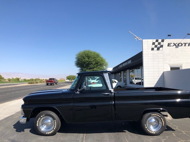 1964 Chevrolet C10 Stock Ch278 For Sale Near Palm Springs Ca Ca Chevrolet Dealer